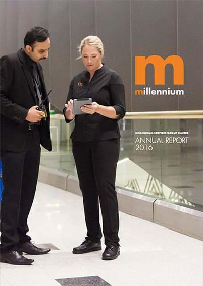 Millennium Annual Report 2016