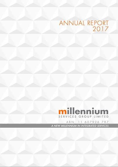 Millennium Annual Report 2017