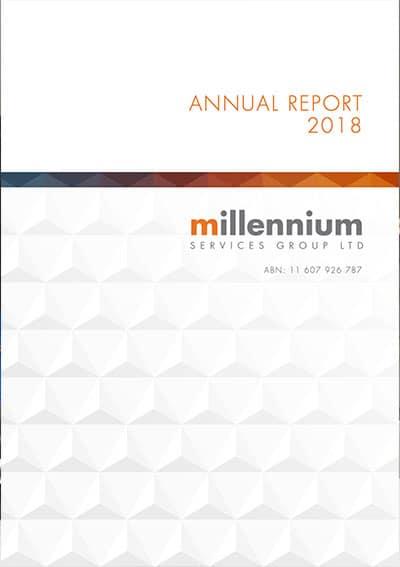 Millennium Annual Report 2018