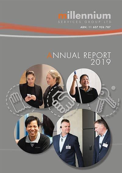 Millennium Annual Report 2019