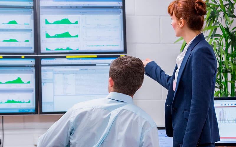facilities management screens
